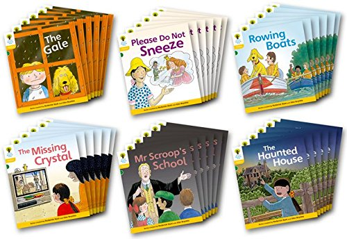9780198485346: Stage 5: Floppy's Phonics Fiction: Class Pack of 36 (Oxford Reading Tree)