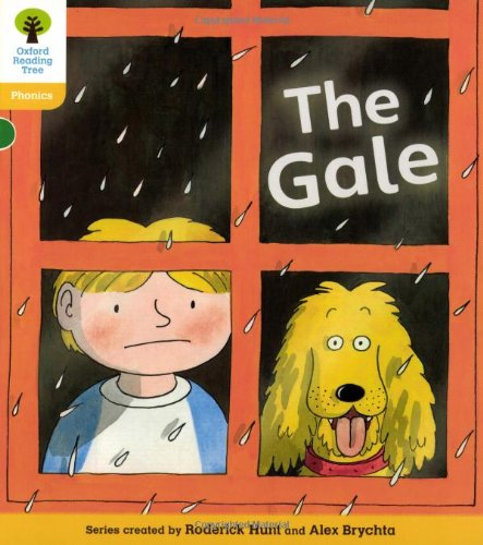 9780198485353: Oxford Reading Tree: Level 5: Floppy's Phonics Fiction: The Gale