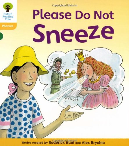 9780198485360: Oxford Reading Tree: Level 5: Floppy's Phonics Fiction: Please Do Not Sneeze