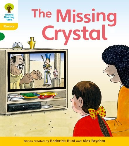 9780198485377: Oxford Reading Tree: Level 5: Floppy's Phonics Fiction: The Missing Crystal