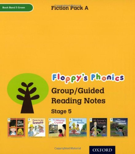 9780198485414: Oxford Reading Tree: Level 5: Floppy's Phonics Fiction: Group/Guided Reading Notes