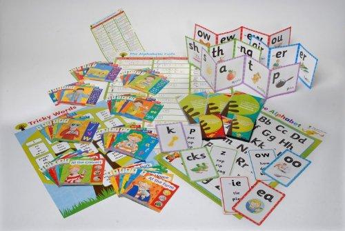 9780198485445: Ortfp Sound Lett Seb Inc Teach Material (Oxford Reading Tree)