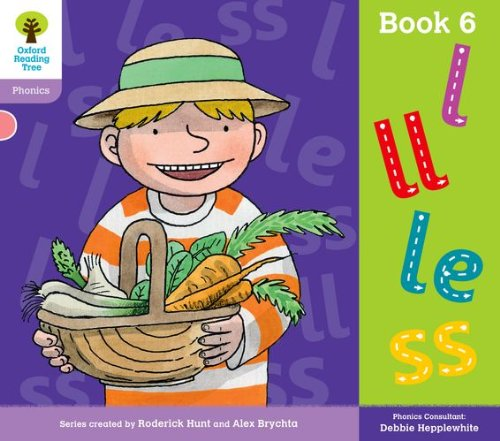 9780198485629: Oxford Reading Tree: Level 1+: Floppy's Phonics: Sounds and Letters: Book 6