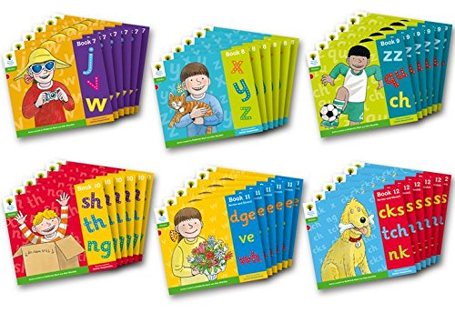 9780198485643: Oxford Reading Tree: Level 2: Floppy's Phonics: Sounds and Letters: Class Pack of 36