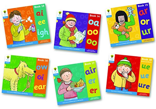 9780198485711: Oxford Reading Tree: Level 3: Floppy's Phonics: Sounds and Letters: Pack of 6