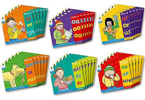 9780198485728: Oxford Reading Tree: Level 3: Floppy's Phonics: Sounds and Letters: Class Pack of 36