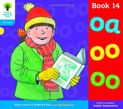 9780198485742: Oxford Reading Tree: Level 3: Floppy's Phonics: Sounds and Letters: Book 14