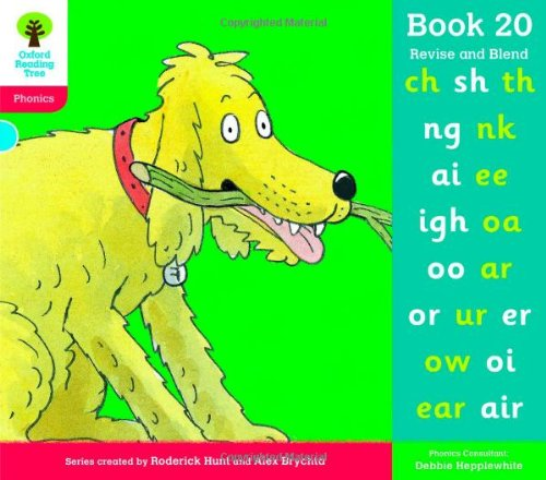 9780198485827: Oxford Reading Tree: Level 4: Floppy's Phonics: Sounds and Letters: Book 20