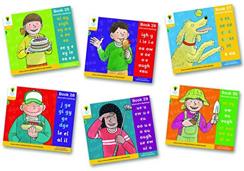 9780198485872: Oxford Reading Tree: Level 5: Floppy's Phonics: Sounds and Letters: Pack of 6