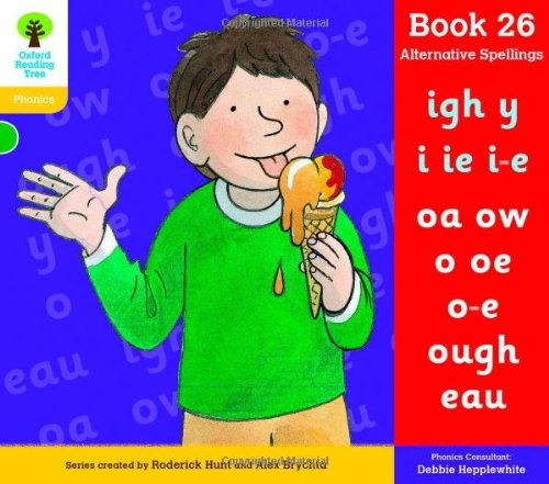 9780198485902: Oxford Reading Tree: Level 5: Floppy's Phonics: Sounds and Letters: Book 26