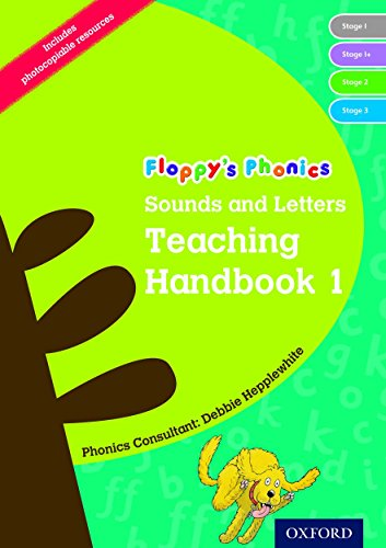 9780198486039: Oxford Reading Tree: Floppy's Phonics: Sounds and Letters: Handbook 1 (Reception)Handbook 1