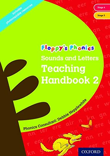 9780198486046: Oxford Reading Tree: Floppy's Phonics: Sounds and Letters: Handbook 2 (Year 1)Handbook 2
