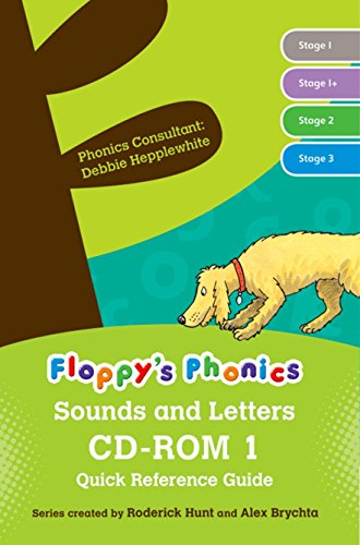 9780198486053: Oxford Reading Tree: Floppy's Phonics: Sounds and Letters: CD-ROM 1