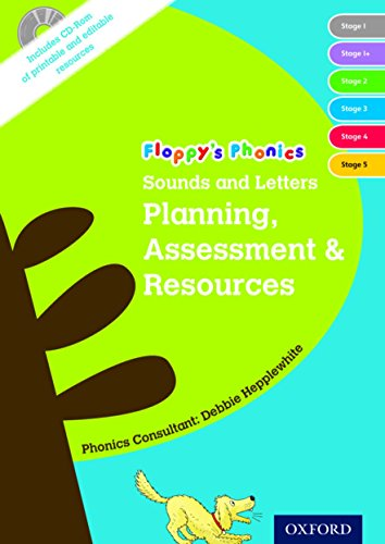 9780198486077: Oxford Reading Tree: Floppy's Phonics: Sounds and Letters: Planning, Assessment & Resources Book & CD