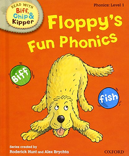 9780198486183: Oxford Reading Tree Read With Biff, Chip, and Kipper: Phonics: Level 1: Floppy's Fun Phonics