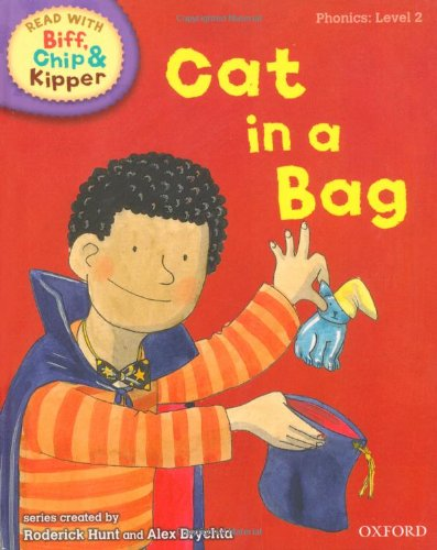 9780198486206: Oxford Reading Tree Read with Biff, Chip, and Kipper: Phonics: Level 2: Cat in a Bag (Read with Biff, Chip & Kipper. Phonics. Level 2)