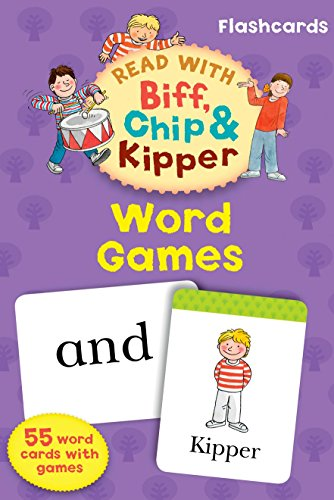 9780198486633: Oxford Reading Tree Read With Biff, Chip, and Kipper: Word Games Flashcards (Read With Biff Chip & Kipper)