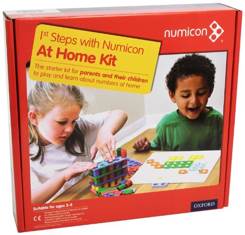 9780198486886: Numicon: First Steps with Numicon at Home Kit