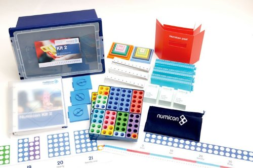 9780198486961: Numicon: Numicon Kit 2 Group Kit