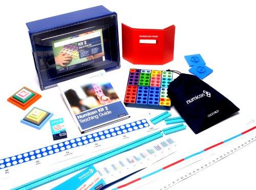 9780198486978: Numicon: Numicon Kit 2 One to One Kit