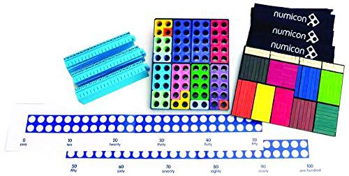 Numicon: Investigations with Numicon - Set of Supplementary Resources (Mixed media product)