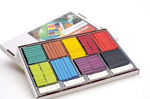 9780198487098: Numicon: Cuisenaire Rods - Large Set