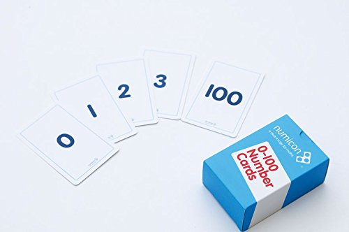 9780198487197: Numicon: 0-100 Numeral Cards