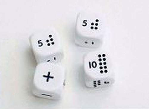 9780198487357: Numicon: Dice