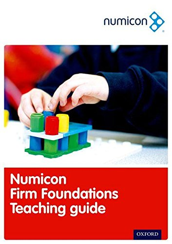 9780198487661: Numicon: Firm Foundations Teaching Guide