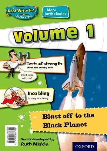 9780198487692: Read Write Inc. Fresh Start: More Anthologies Volume 1