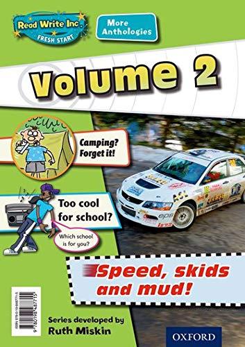 9780198487715: Read Write Inc. Fresh Start: More Anthologies Volume 2