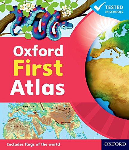 9780198487852: Oxford First Atlas