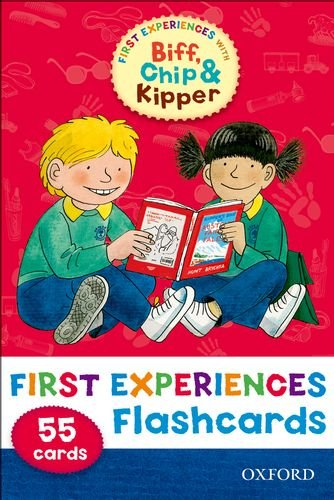 9780198487999: Oxford Reading Tree: Read With Biff, Chip & Kipper First Experiences Flashcards