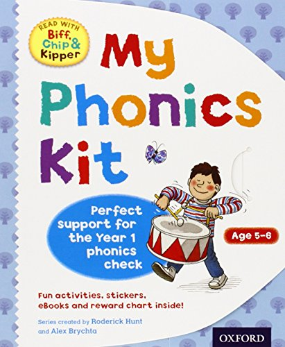9780198488002: Oxford Reading Tree Read With Biff, Chip, and Kipper: My Phonics Kit (Read With Biff Chip & Kipper)