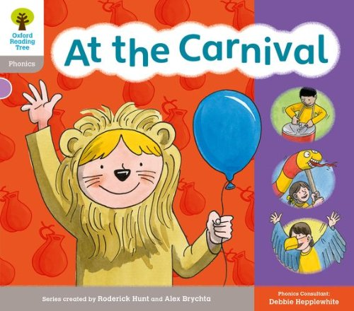 9780198488873: Oxford Reading Tree: Floppy Phonics Sounds & Letters Level 1 More a At the Carnival