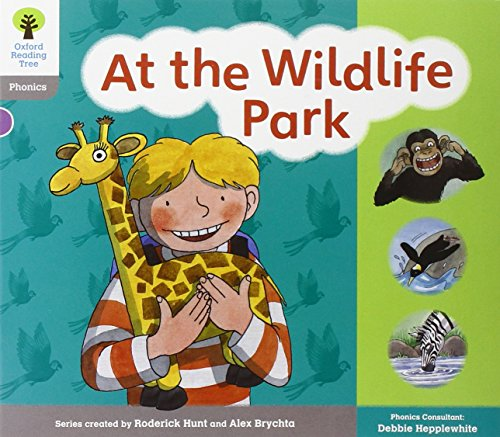 9780198488903: Oxford Reading Tree: Floppy Phonics Sounds & Letters Level 1 More a At the Wildlife Park
