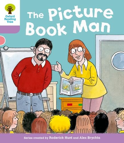 9780198489016: Oxford Reading Tree: Level 1+ More Stories A: Decode and Develop the Picture Book Man