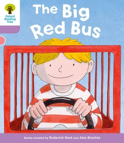 9780198489054: Oxford Reading Tree: Level 1+ The Big Red Bus