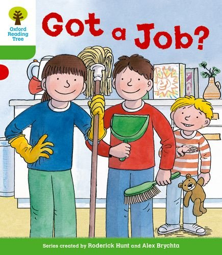 9780198489108: Oxford Reading Tree: Level 2 More a Decode and Develop Got a Job?