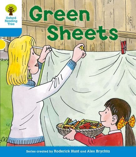 9780198489191: Oxford Reading Tree: Level 3 More a Decode and Develop Green Sheets