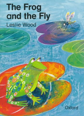 9780198490159: The Frog and the Fly (Cat On The Mat Books)