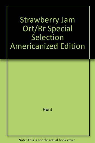 9780198490609: Strawberry Jam Ort/Rr Special Selection Americanized Edition