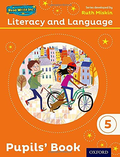 9780198493730: Read Write Inc.: Literacy & Language: Year 5 Pupils Book: Read Write Inc.: Literacy & Language: Year 5 Pupils Book 5