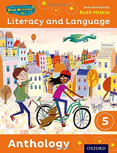 9780198493761: Read Write Inc.: Literacy & Language: Year 5 Anthology