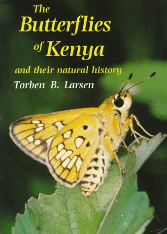 9780198500056: The Butterflies of Kenya : And Their Natural History