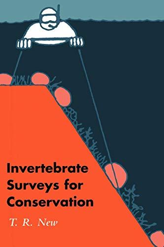 9780198500117: Invertebrate Surveys for Conservation