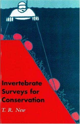 9780198500124: Invertebrate Surveys for Conservation
