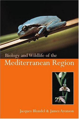 9780198500360: Biology and Wildlife of the Mediterranean