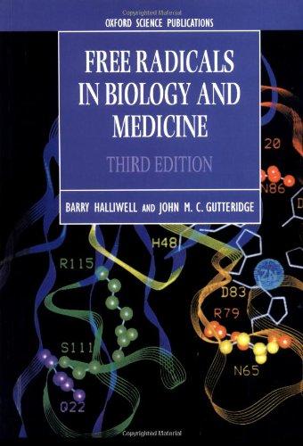 9780198500445: Free Radicals in Biology and Medicine