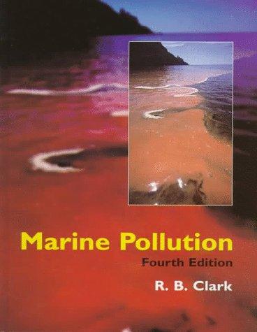 9780198500704: Marine Pollution